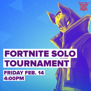 Fortnite solo tournament
