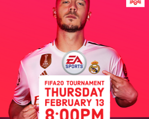 RAILS FIFA20 PS4 TOURNAMENT